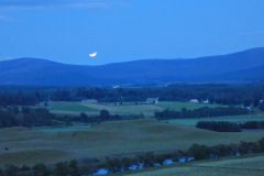 Lunar Eclipse by Eric-Hart