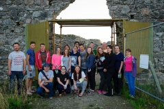 Worcester University Geography Trip