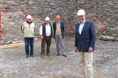 Fergus Ewing MSP visit